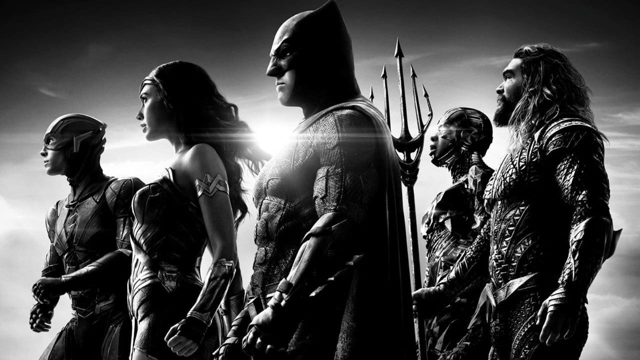 Zack Snyder's Justice League 5