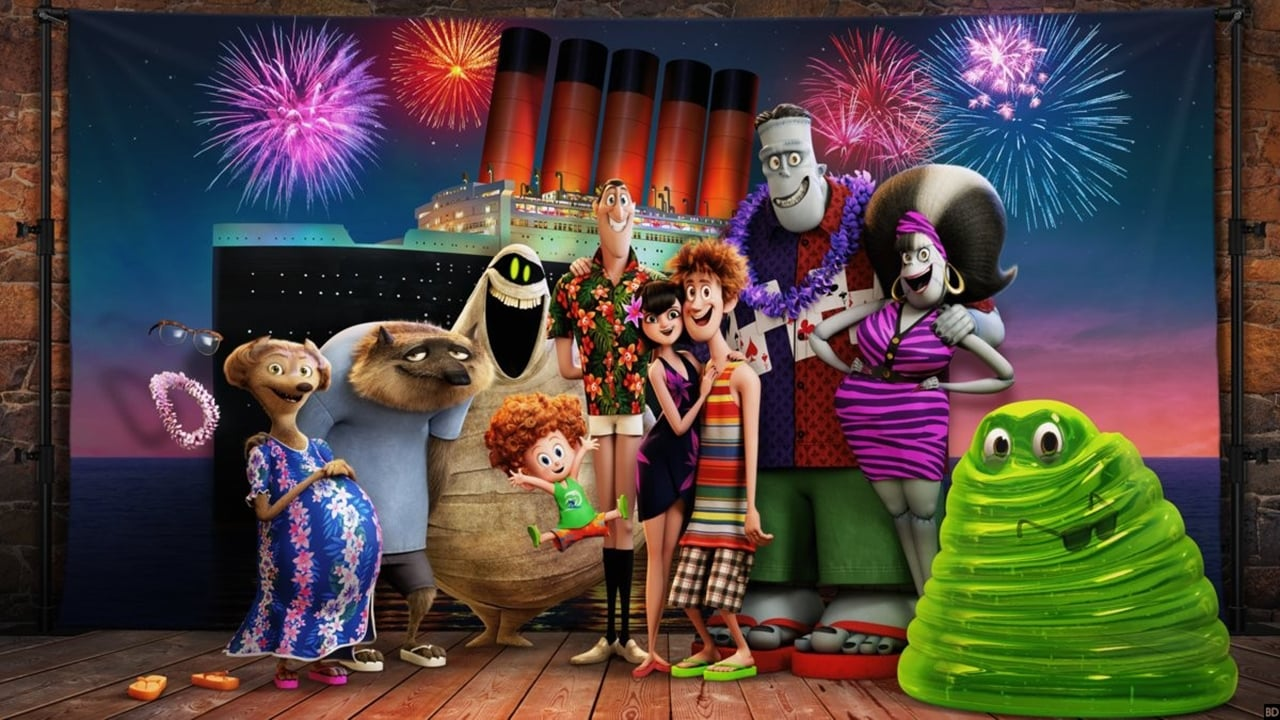 Hotel Transylvania 3: Summer Vacation 3