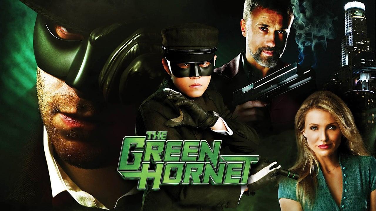 The Green Hornet 3