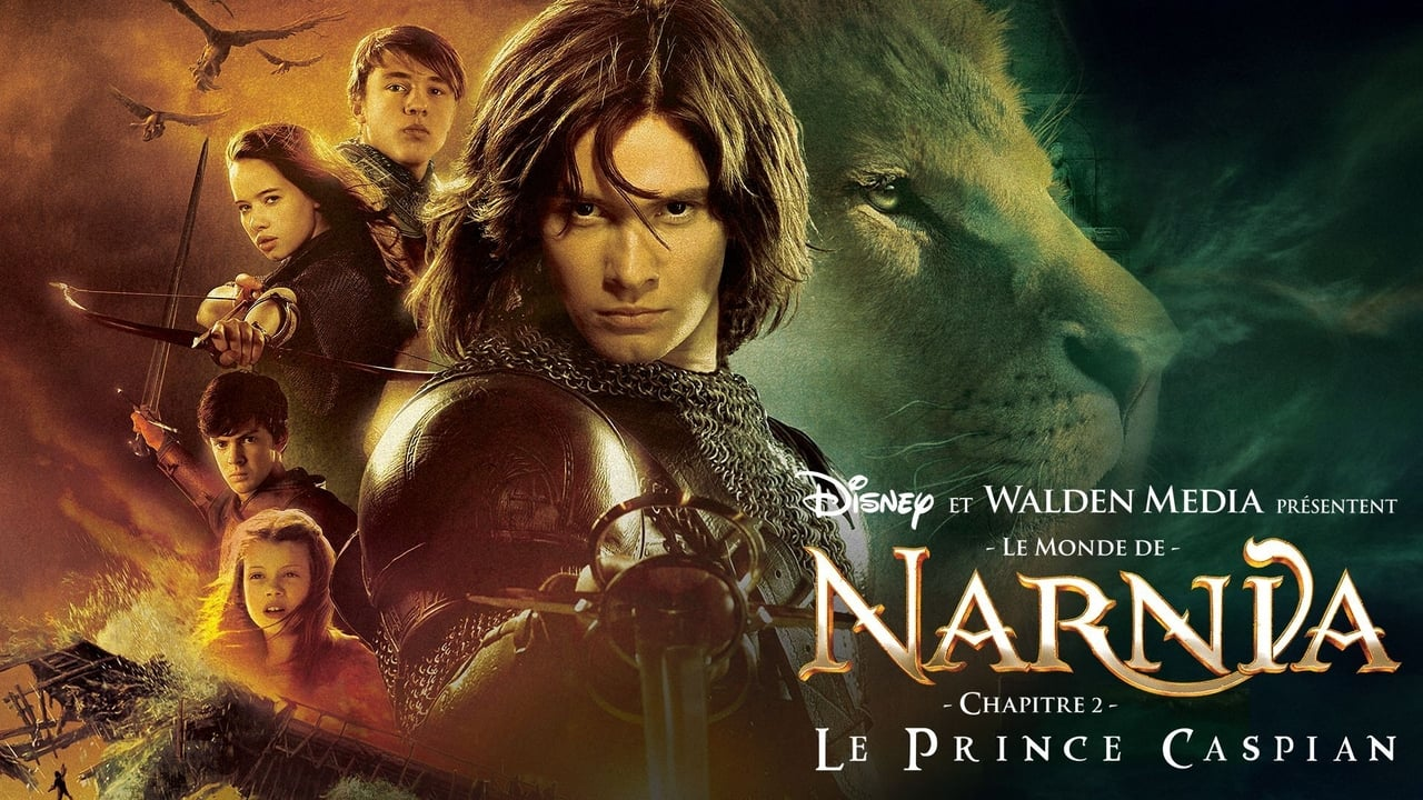The Chronicles of Narnia: Prince Caspian 3