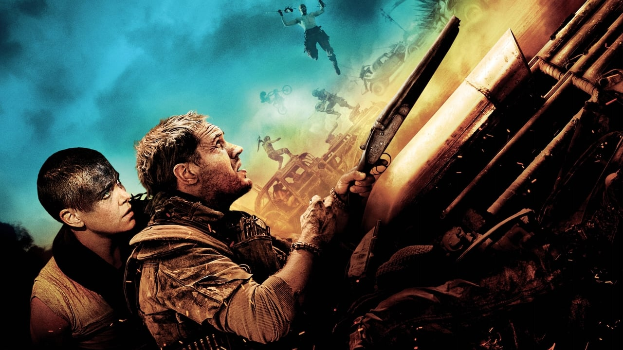 Mad Max: Fury Road 3