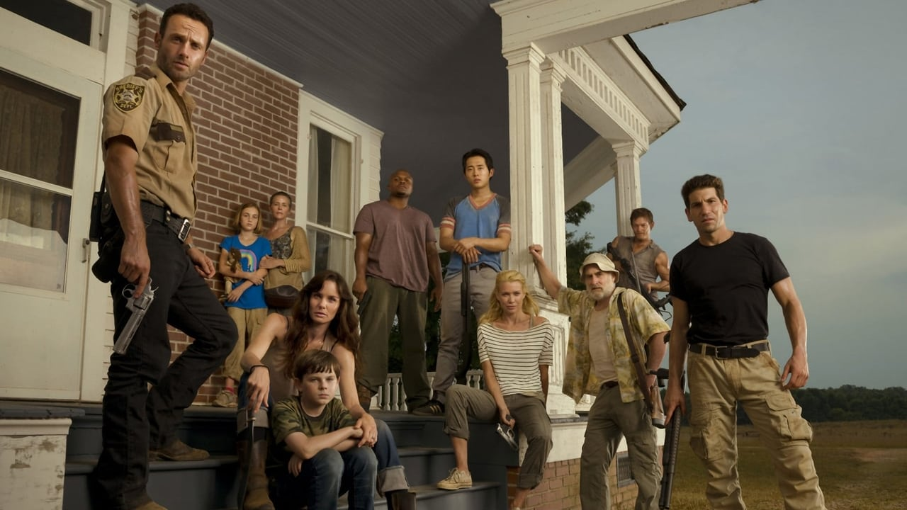 The Walking Dead - Season 6 Episode 15 : East