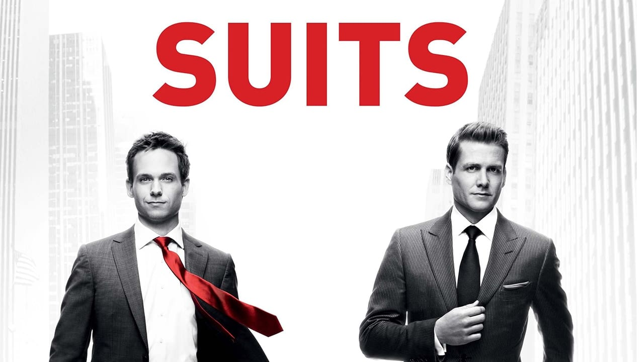 Suits backdrop
