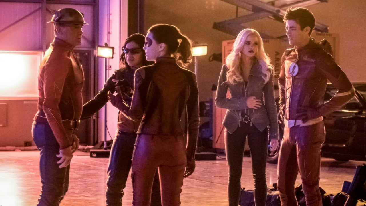The Flash - Season 4 Episode 15 : Enter Flashtime