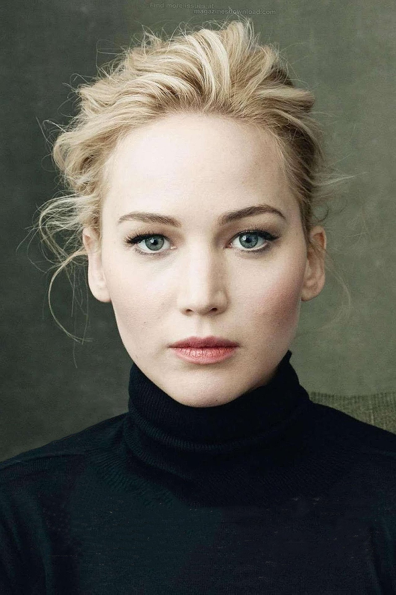 Jennifer Lawrence isRaven Darkholme / Mystique