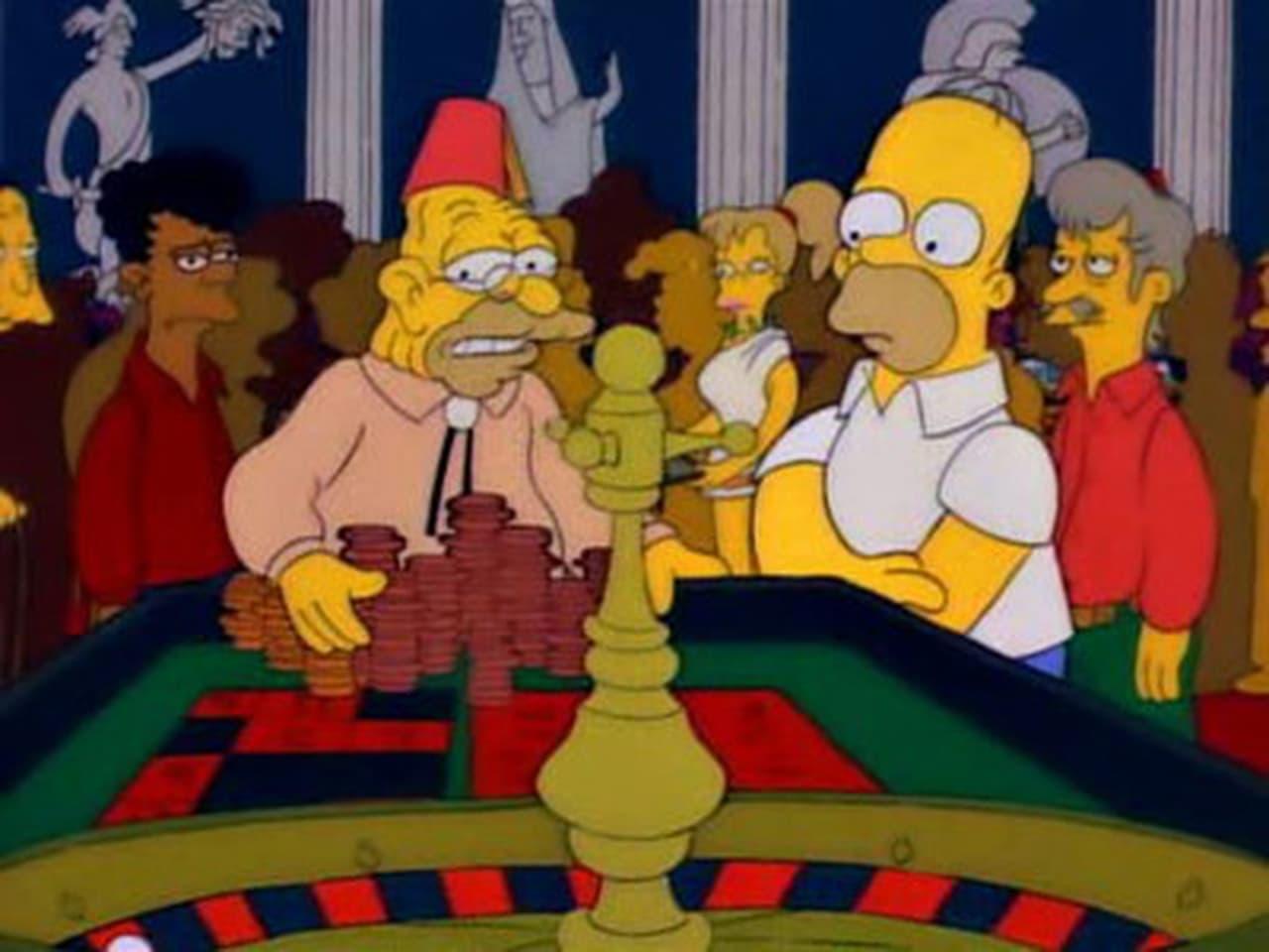 The Simpsons - Season 2 Episode 17 : Old Money