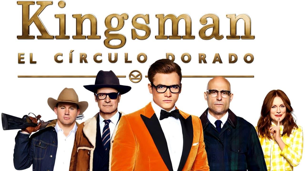 cover-Kingsman: El círculo de oro