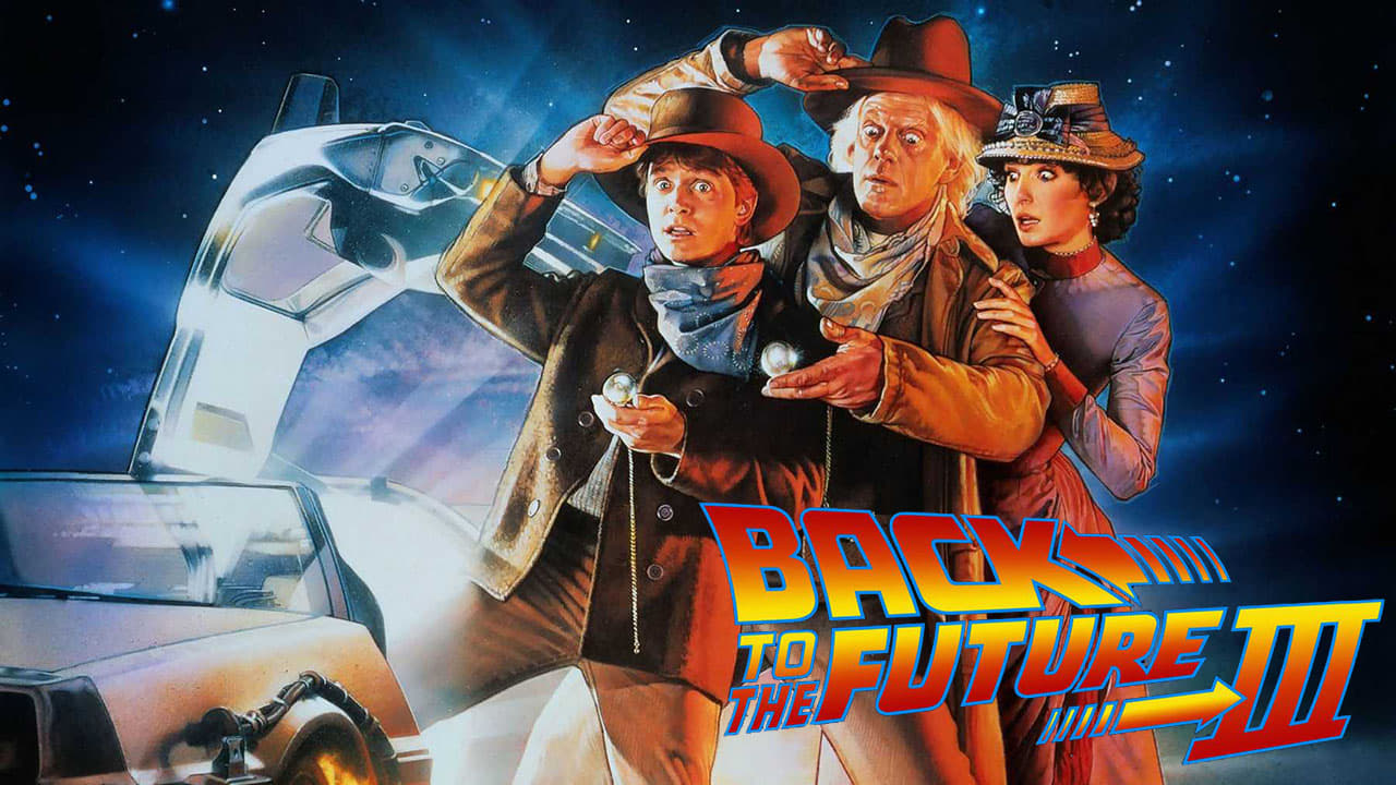 Back to the Future Part III 5