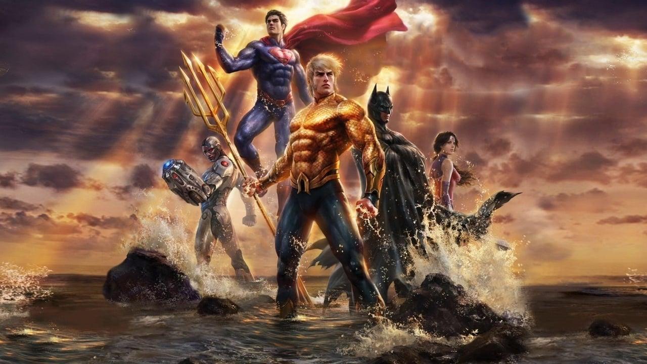 Justice League: Throne of Atlantis 3