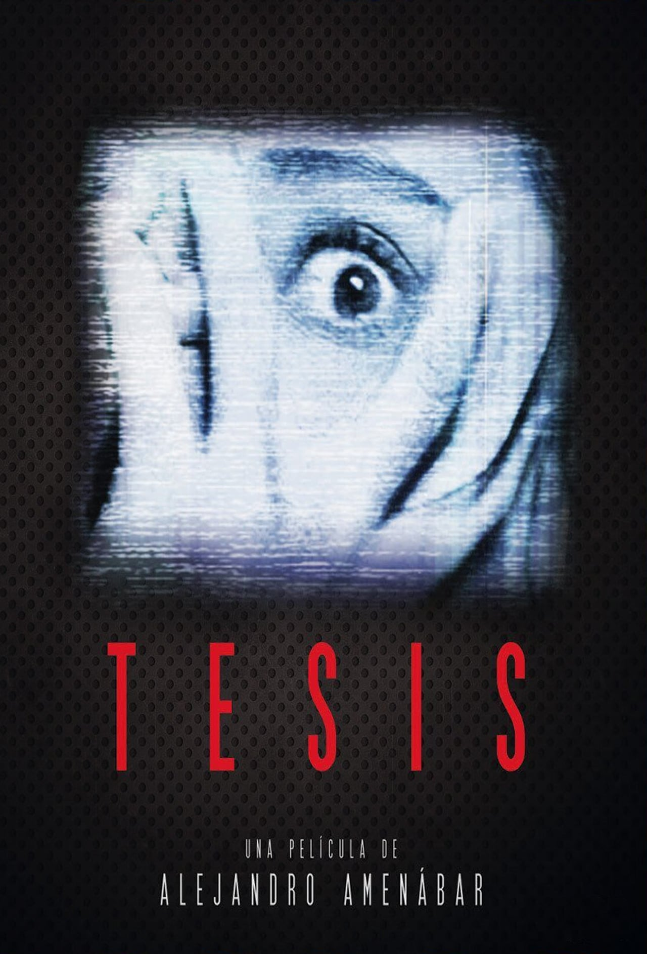 thesis amenabar Tesis (thesis) blu-ray edition ana torrent 45 out  tesis is an american-style thriller from spain's director sensation alejandro amenabar (the others, open your.