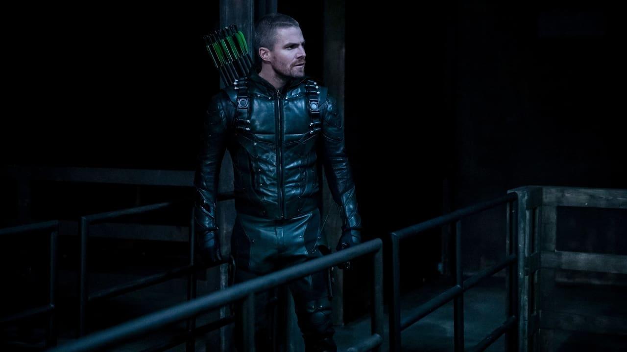 Arrow - Season 7 Episode 11 : Past Sins
