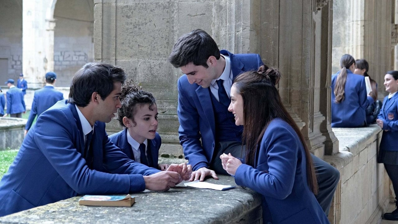 The Boarding School: Las Cumbres - Season 1 Episode 1 : Episode 1 (2021)