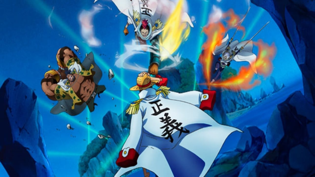 One Piece Filler Arcs / Post-Alabasta & Goat Island & Ruluka Island