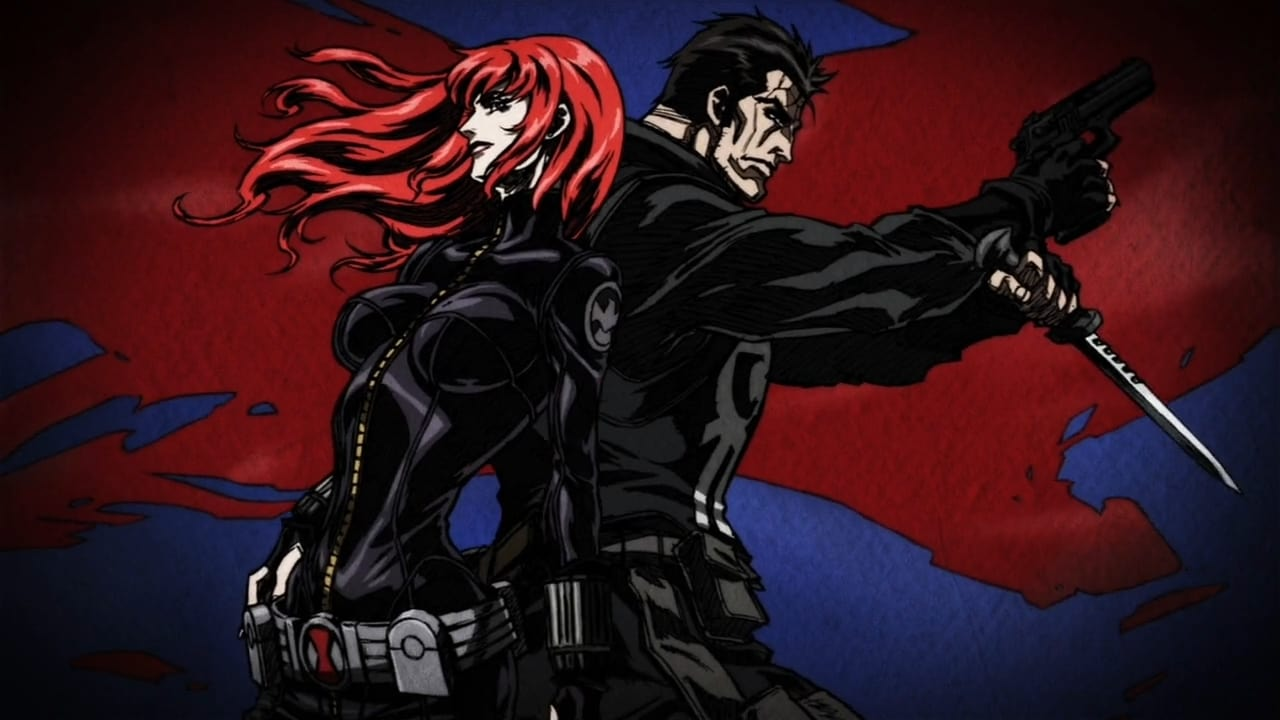 Avengers Confidential: Black Widow & Punisher 5