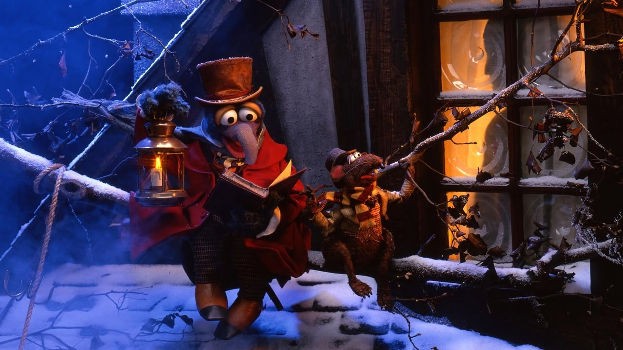 The Muppet Christmas Carol 4