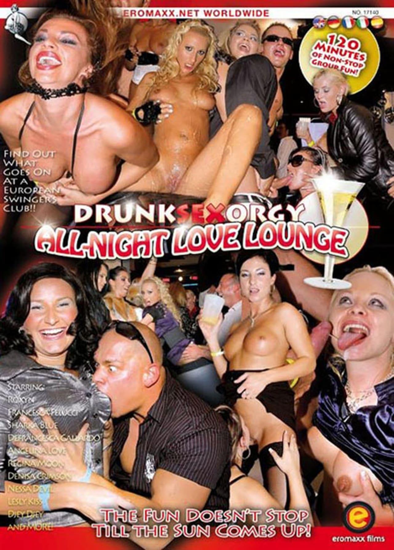 Drunk Sex Orgy: All Night Love Lounge
