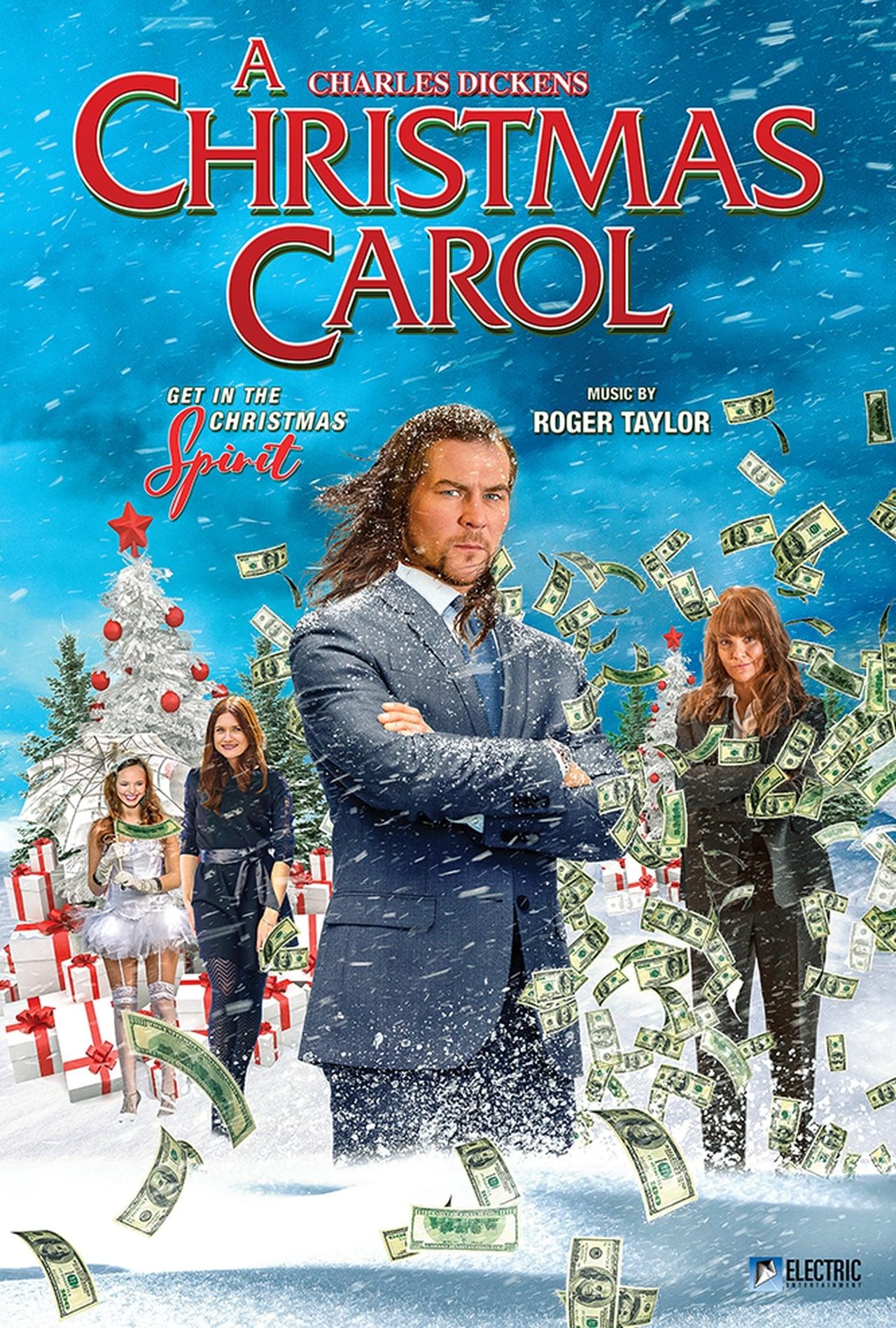 Watch A Christmas Carol (2018) Full Movie Online Free - 123Movies