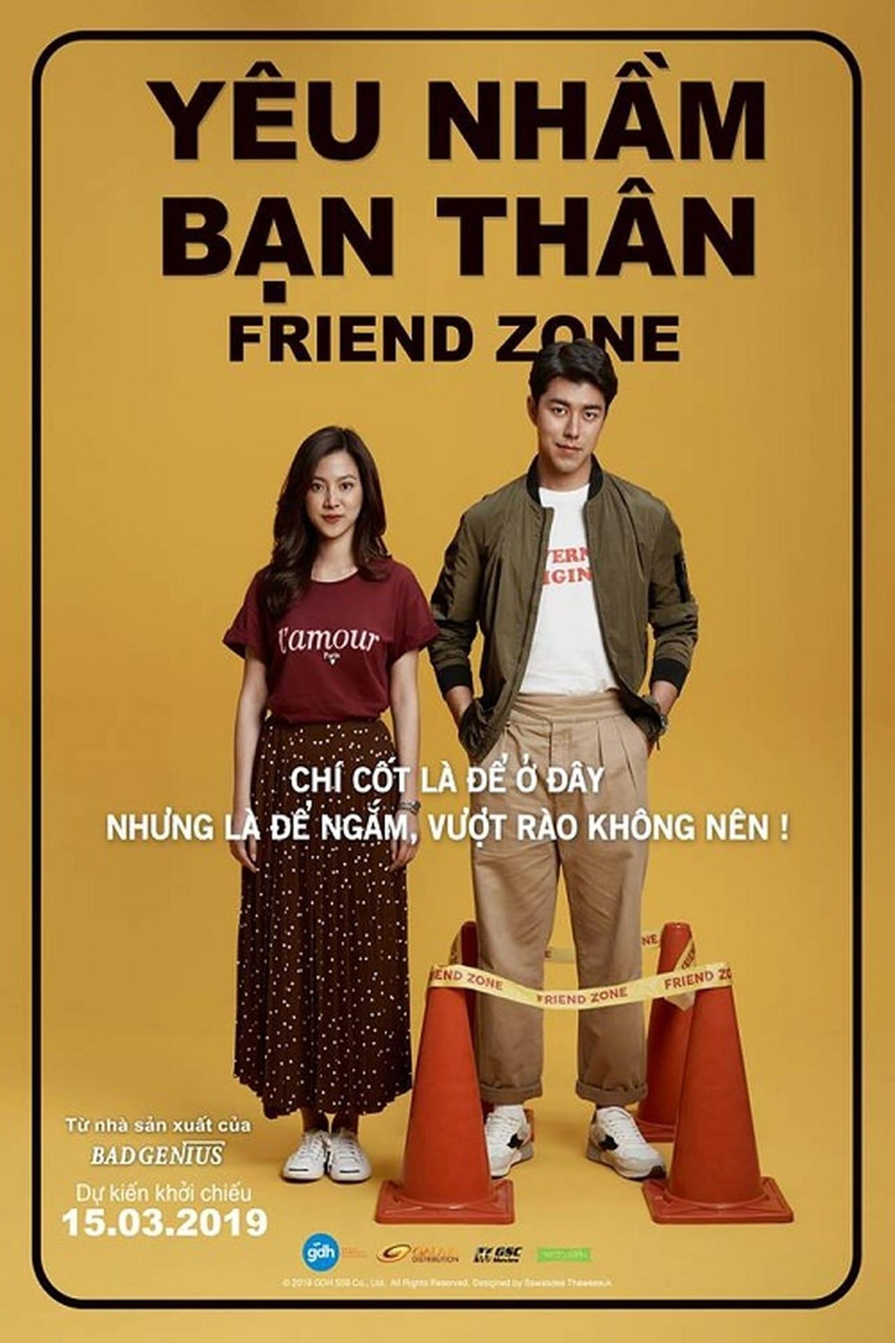 Watch Free Friend Zone (2019) Summary Movie at film