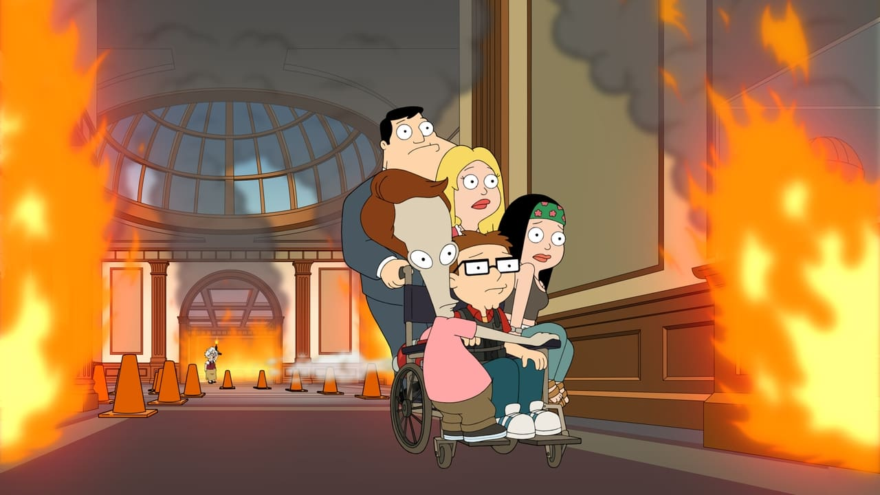 American Dad! - Season 13 Episode 15 : Daesong Heavy Industries