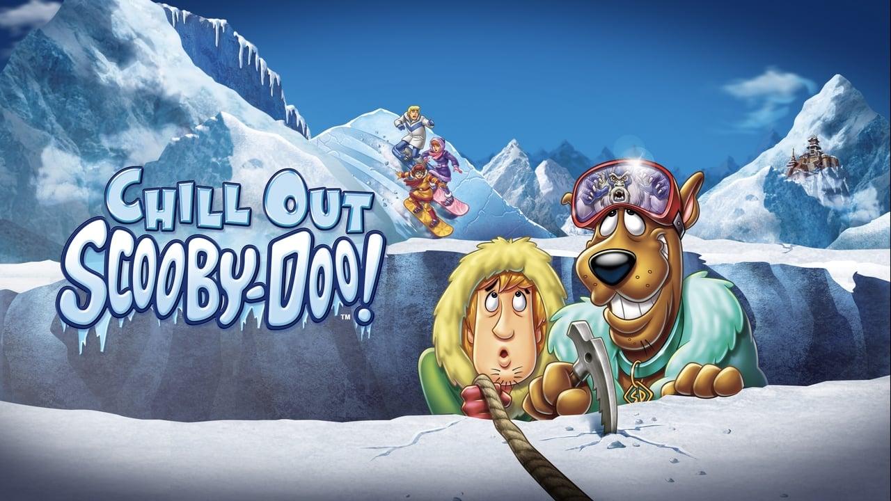cover-Scooby-Doo y el abominable hombre de las nieves