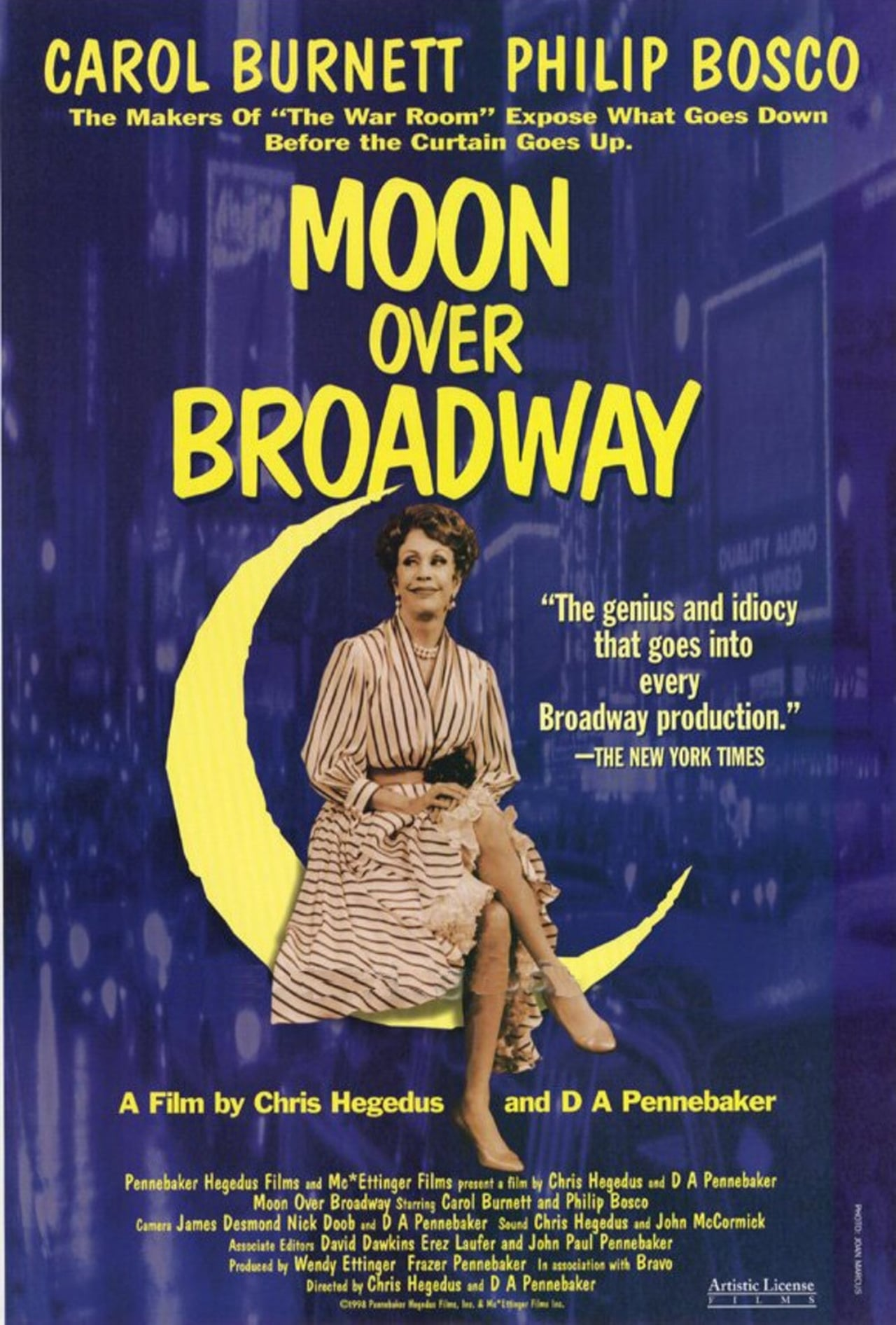 Moon Over Broadway