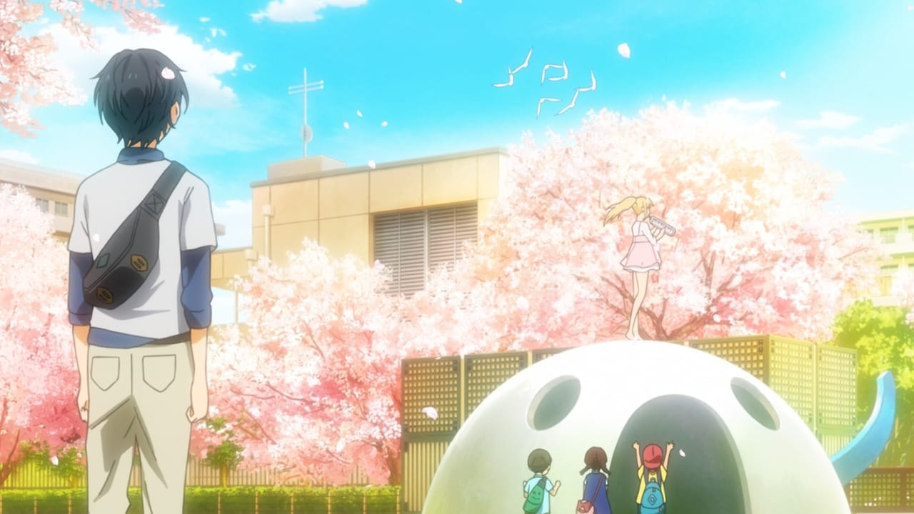 Your Lie in April - Season 1 Episode 1 : Monotone / Colorful (2015)
