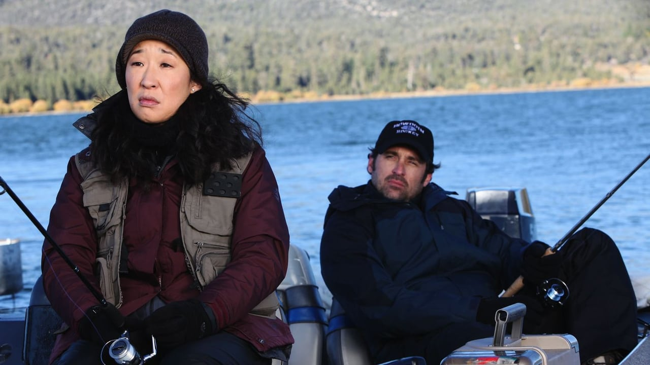 Grey's Anatomy - Season 7 Episode 10 : Adrift and at Peace