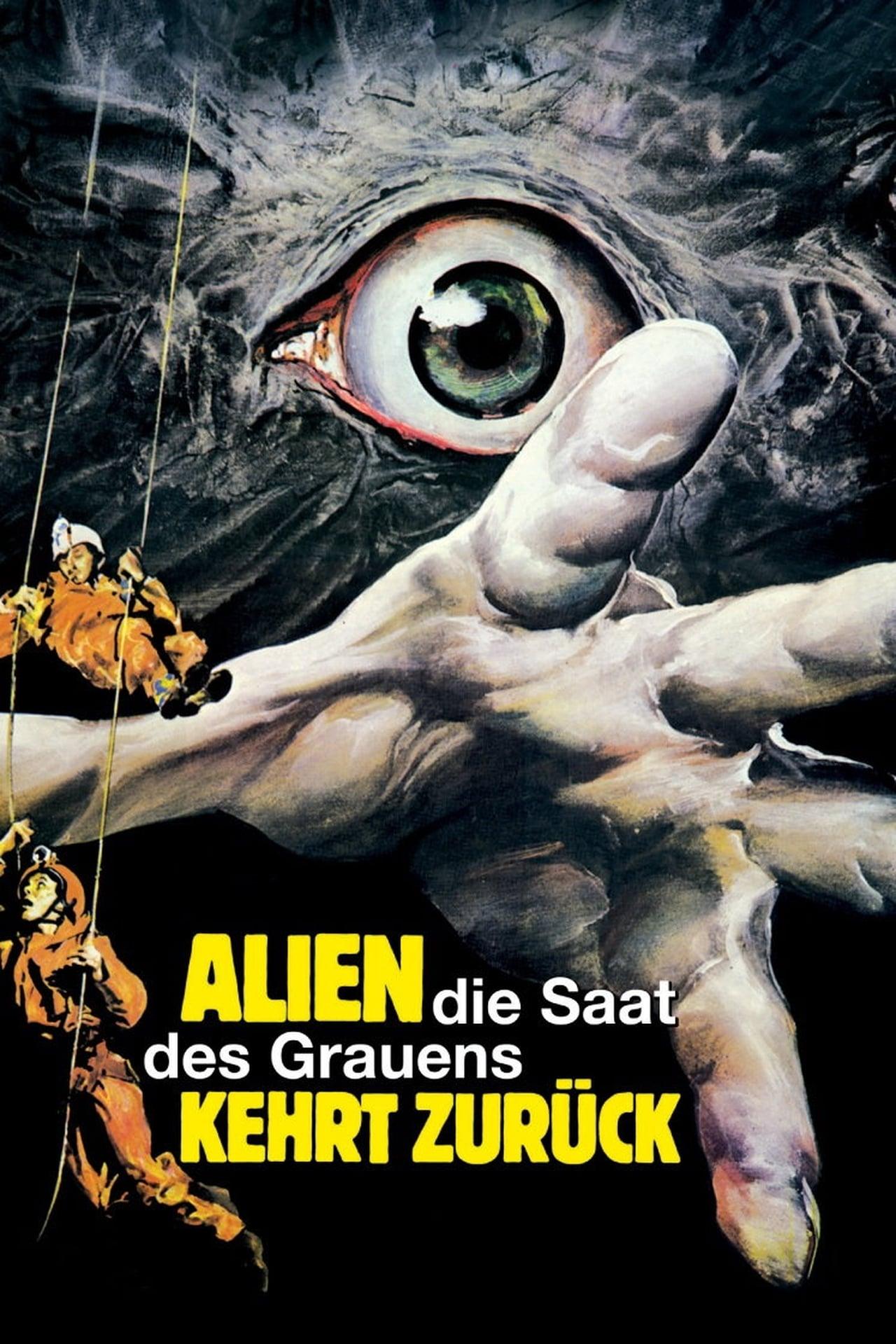 Wer Streamt Alien 2 Die Saat Des Grauens Kehrt Zurück