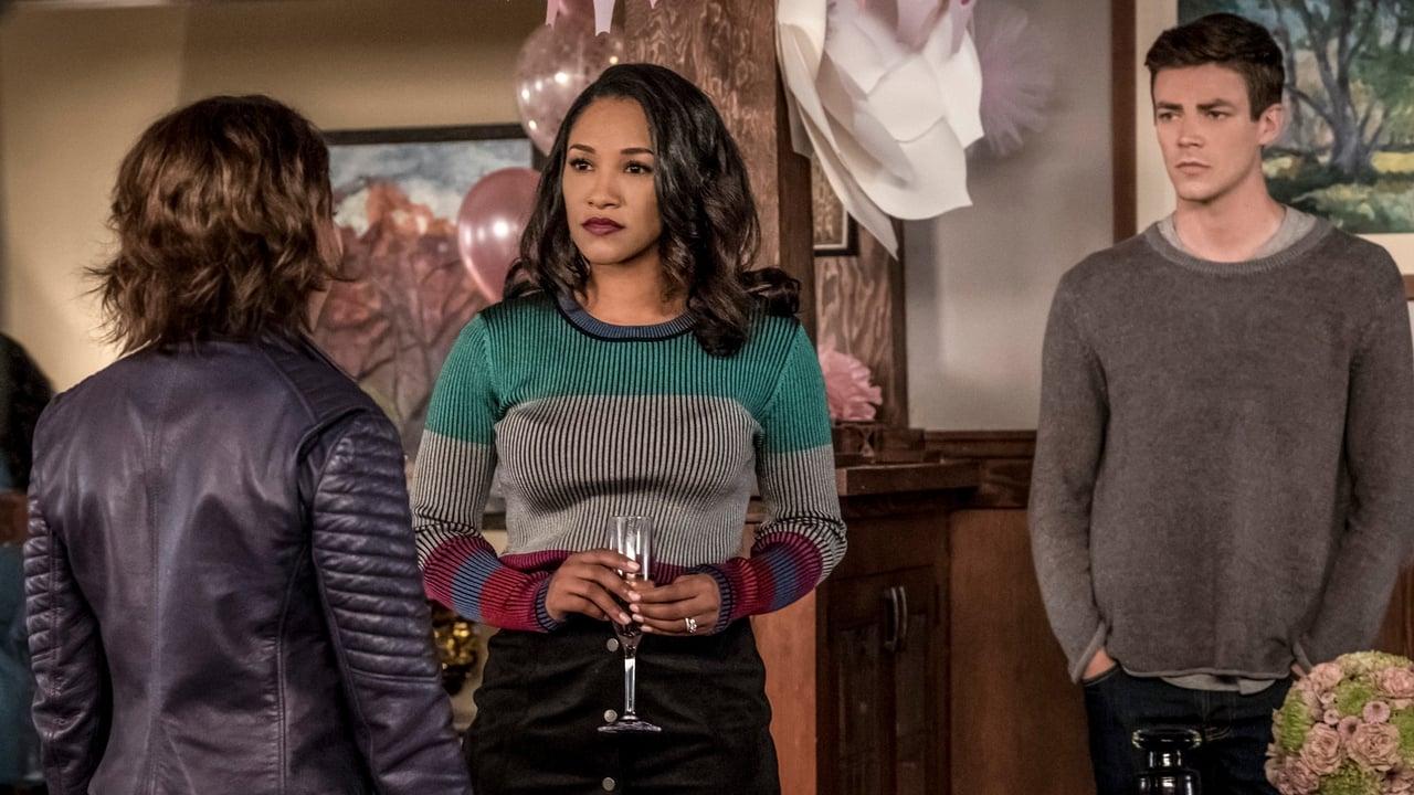The Flash - Season 5 Episode 1 : Nora (2021)