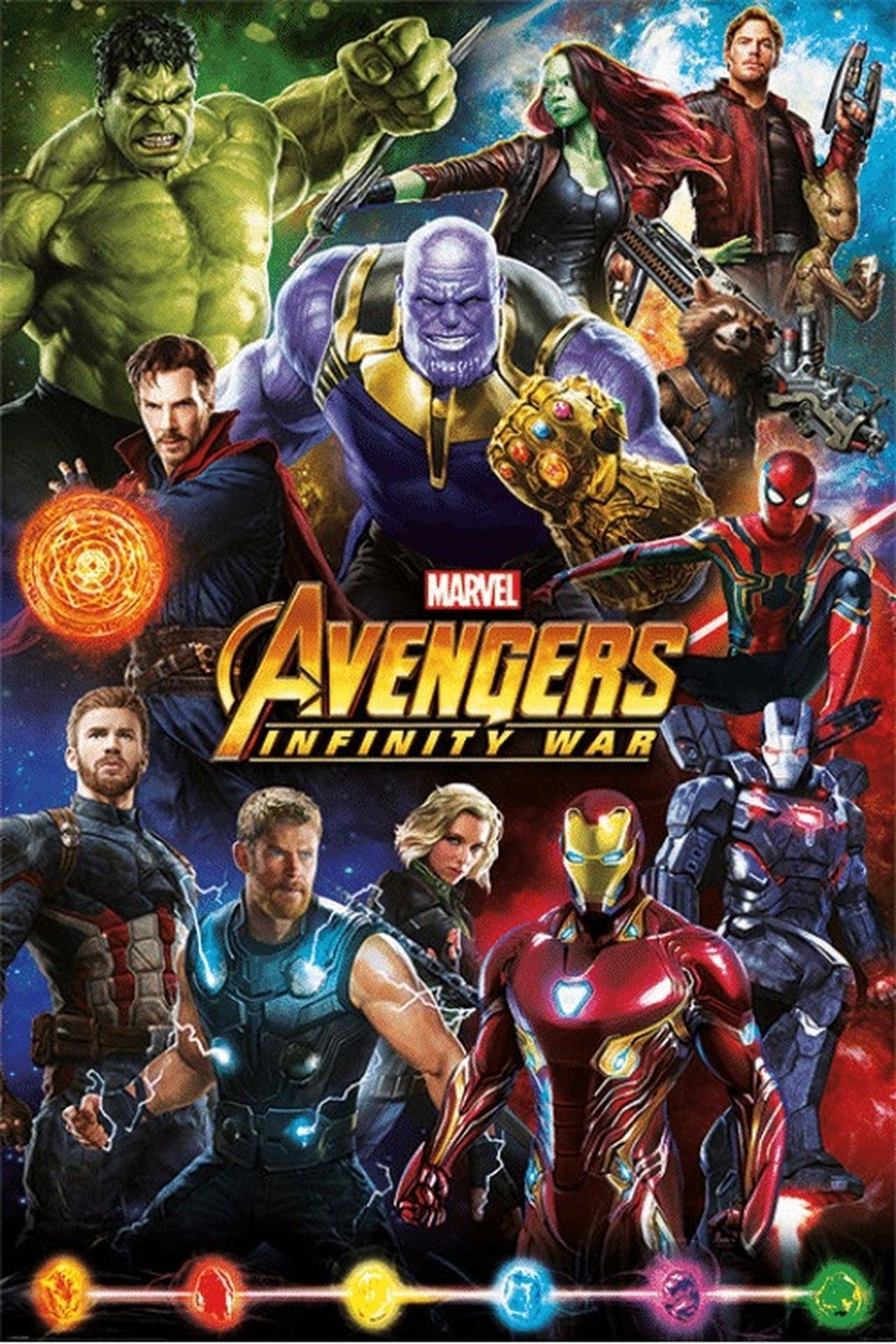 Avenger Infinity War Stream