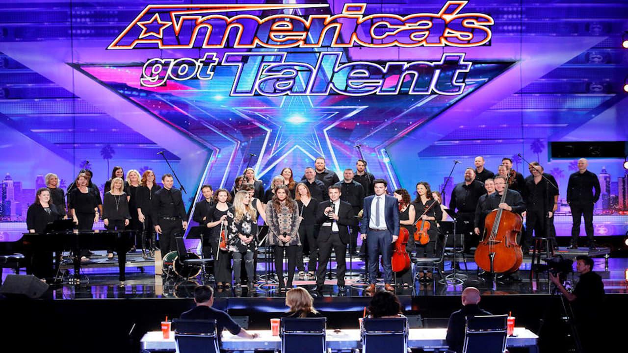 America's Got Talent - Season 11 Episode 4 : Auditions Week 4
