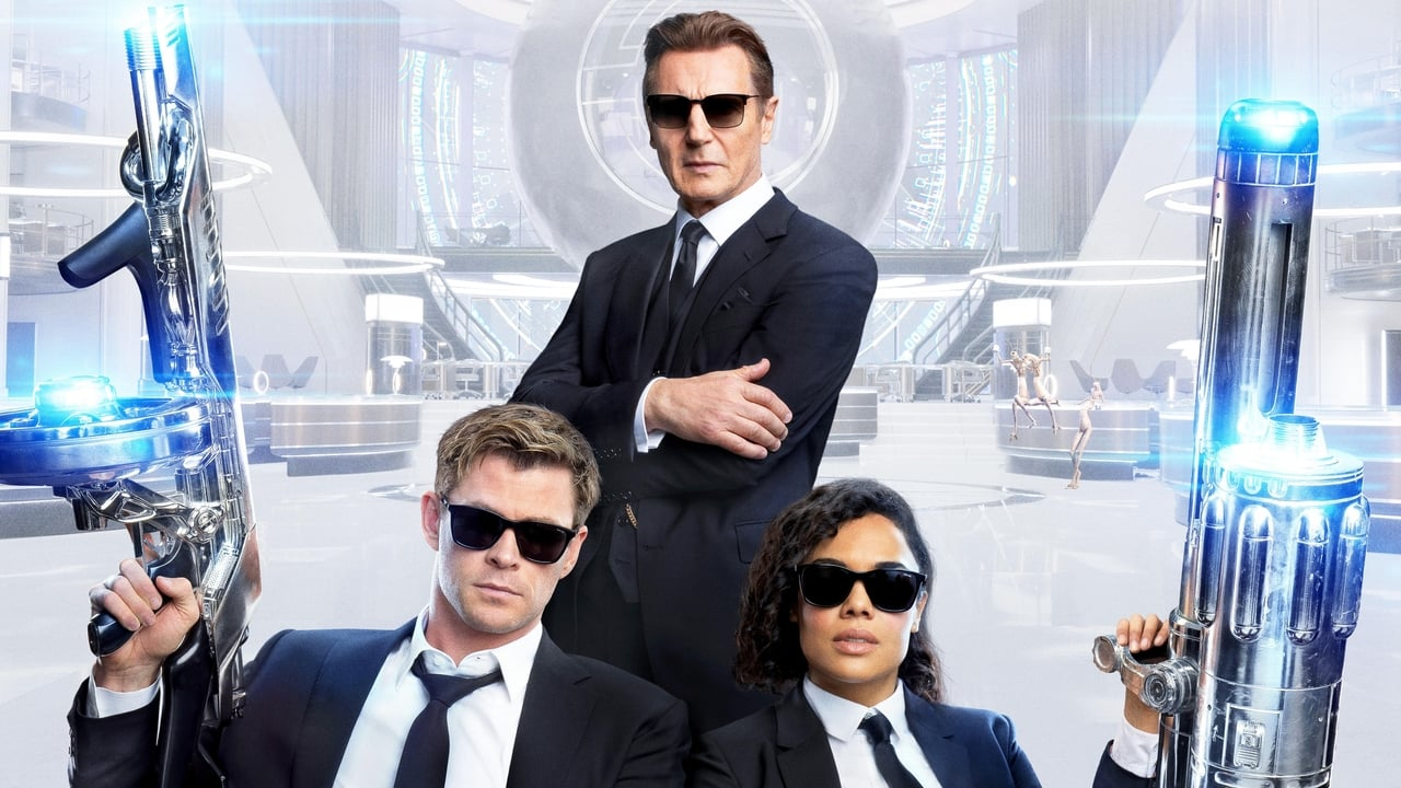 [Voir|Regarder] Men in Black : International Film en Streaming Vf
