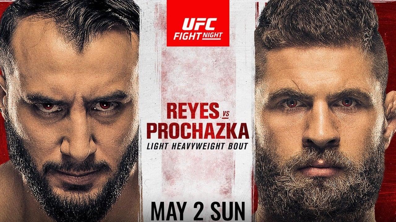 UFC on ESPN 23: Reyes vs. Prochazka 1