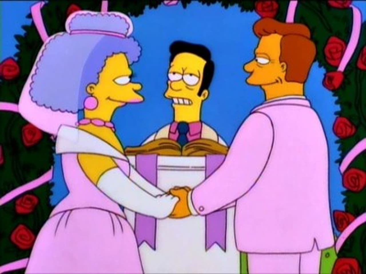 The Simpsons - Season 7 Episode 19 : A Fish Called Selma