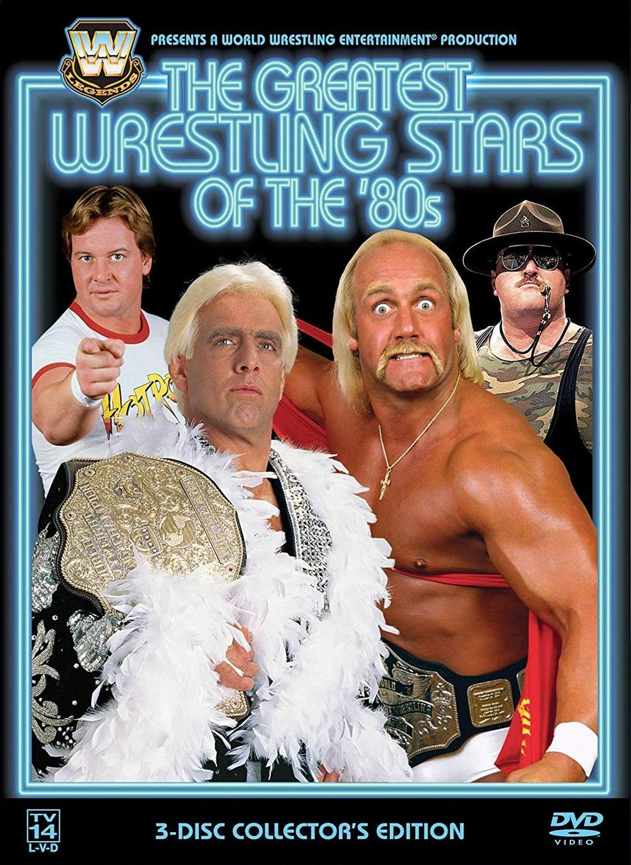 WWE: The Greatest Wrestling Stars of the 80's