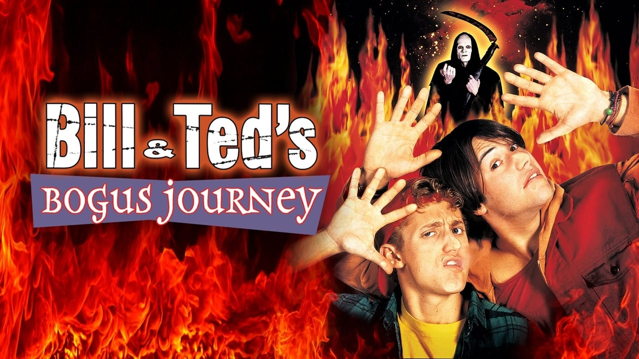 Bill & Ted's Bogus Journey 5