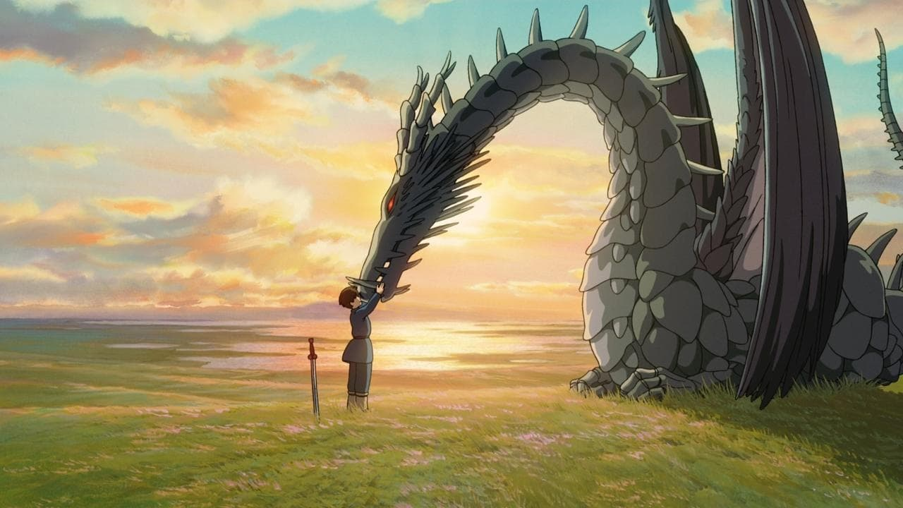 Tales from Earthsea 2