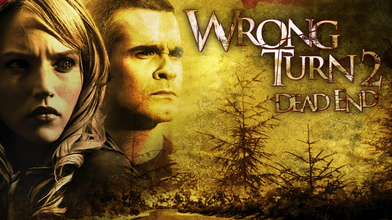 Wrong Turn 2: Dead End 3