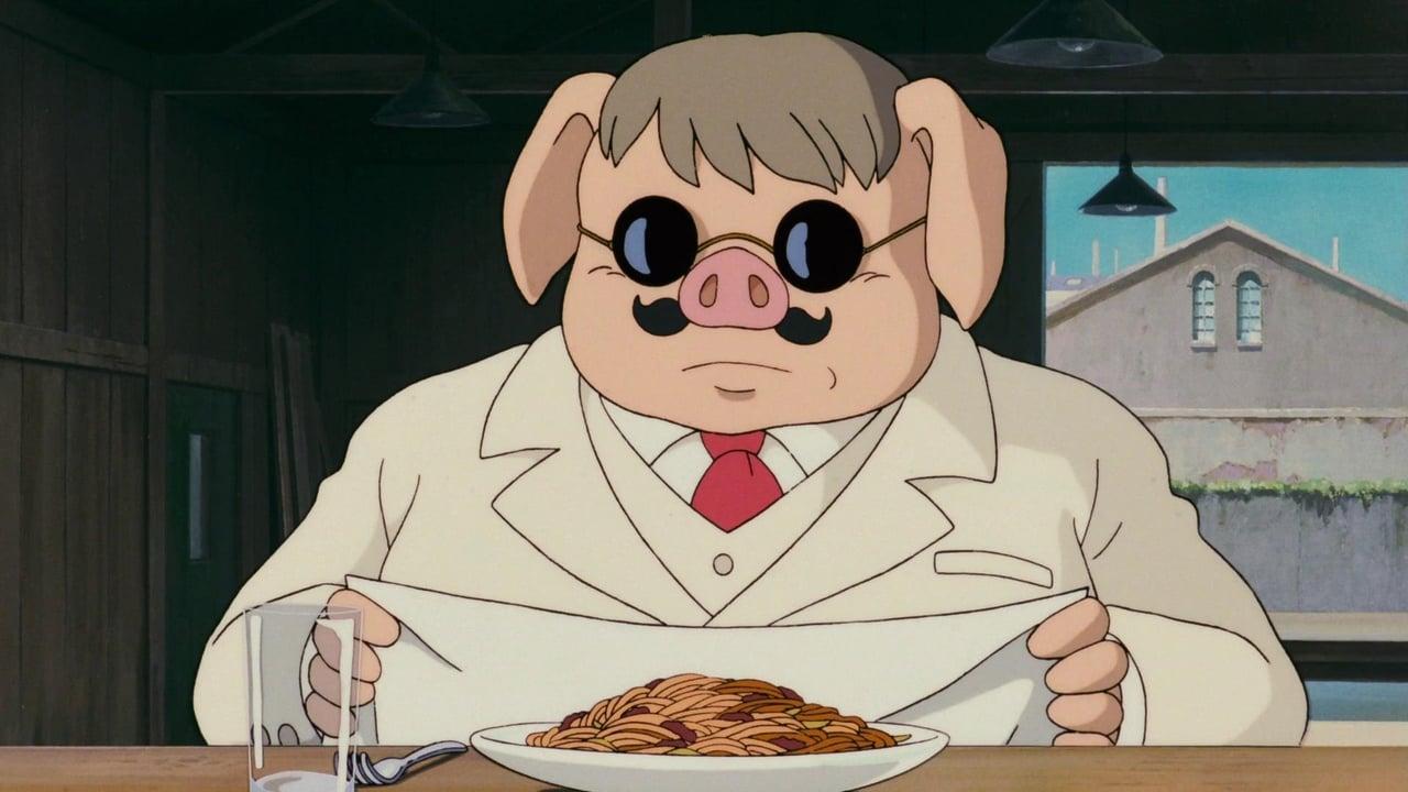 Porco Rosso (Kurenai no buta)