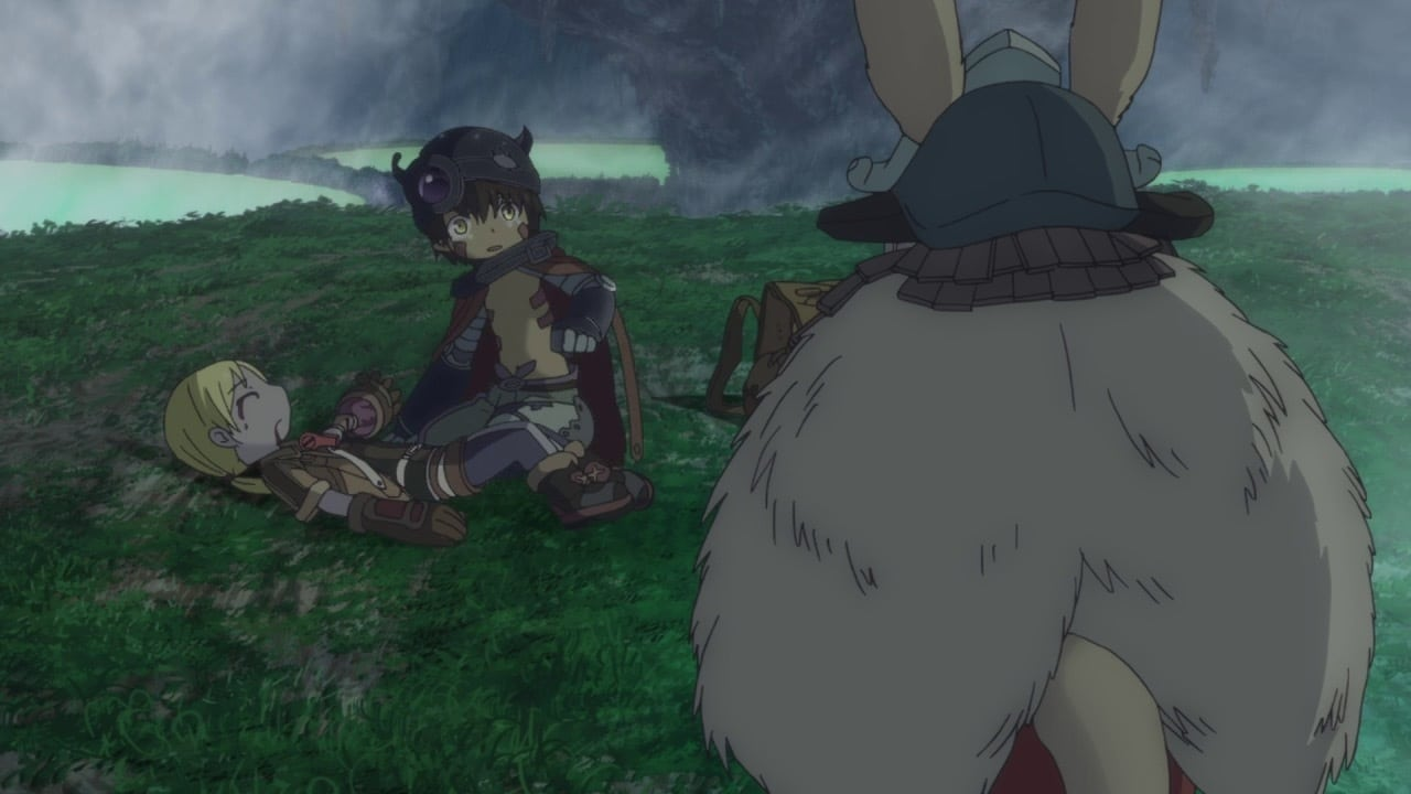 Made In Abyss - Season 1 Episode 10 : Poison and the Curse (2017)