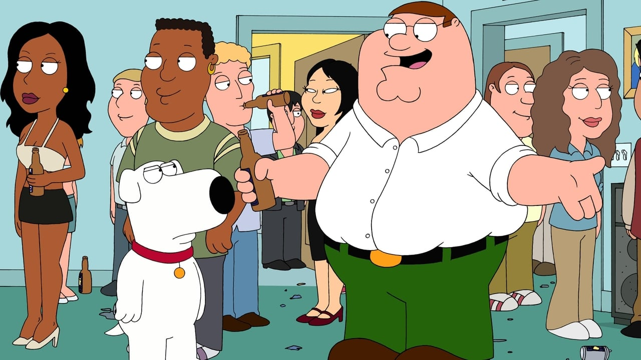Family Guy - Season 8 Episode 10 : Big Man on Hippocampus