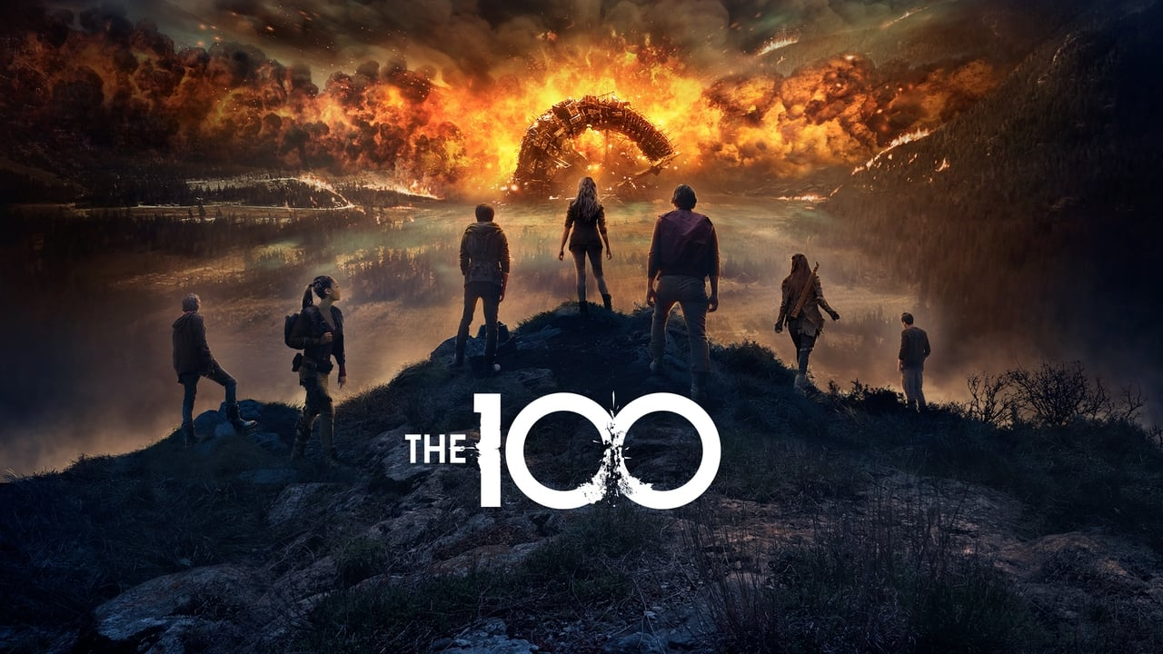 The 100 - Season 6 Episode 8 : The Old Man and The Anomaly