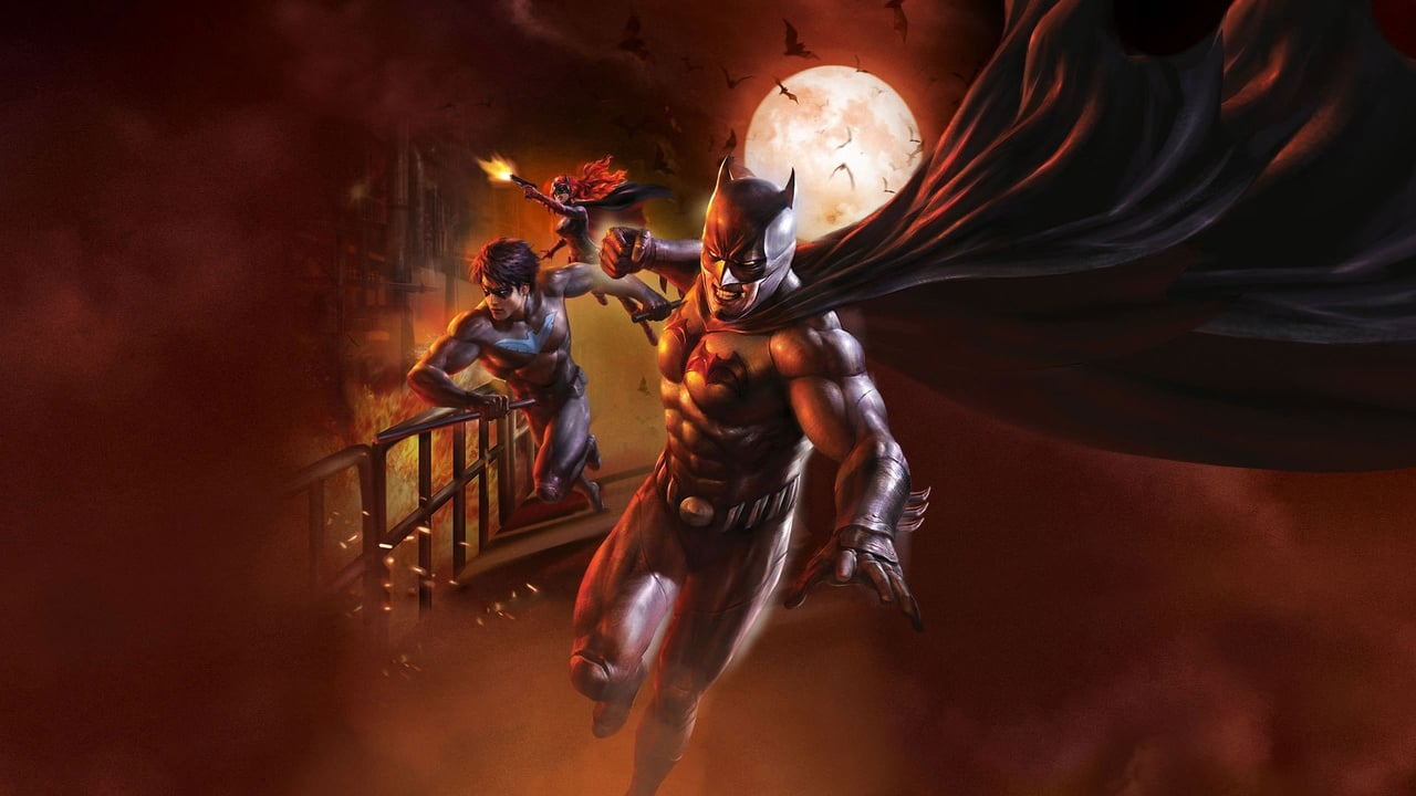 Batman: Bad Blood 4