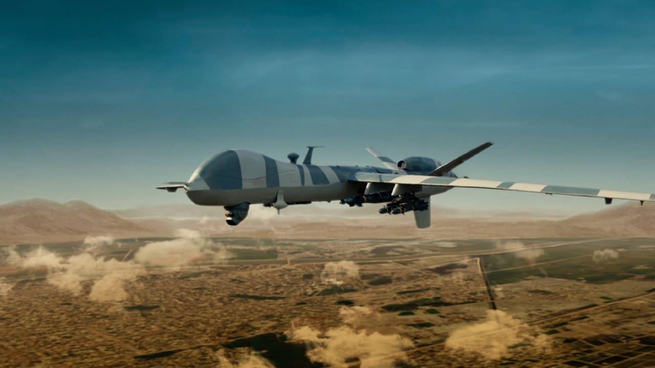 Drone Toedliche Mission