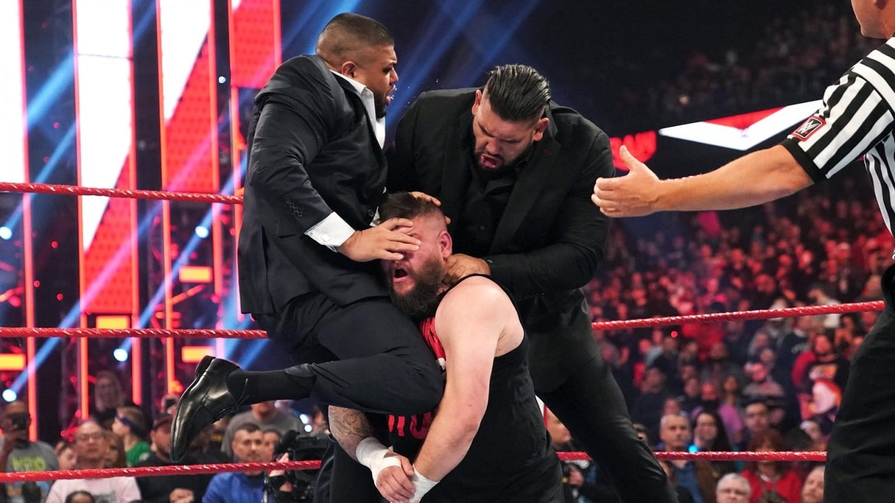 WWE Raw - Season 27 Episode 47 : November 25, 2019 (Chicago, IL)
