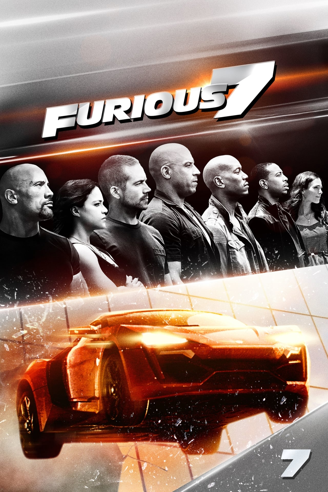 Download Fast & Furious 7 (2015) Dual Audio [Hindi-English] 480p [500MB] | 720p [1.4GB] | 1080p [3.6GB]
