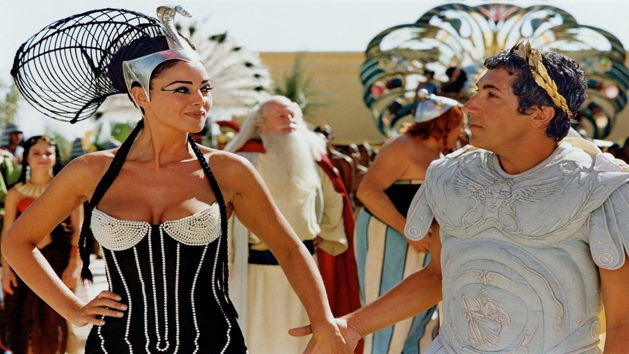Asterix Mission Kleopatra Schauspieler