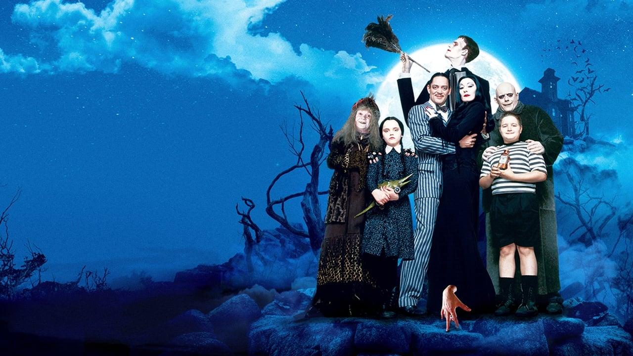 Wallpaper Filme A Familia Addams