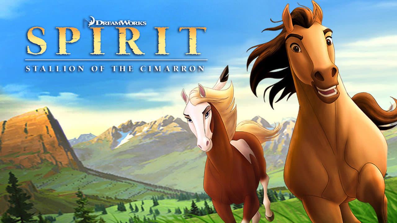 Spirit: Stallion of the Cimarron 5