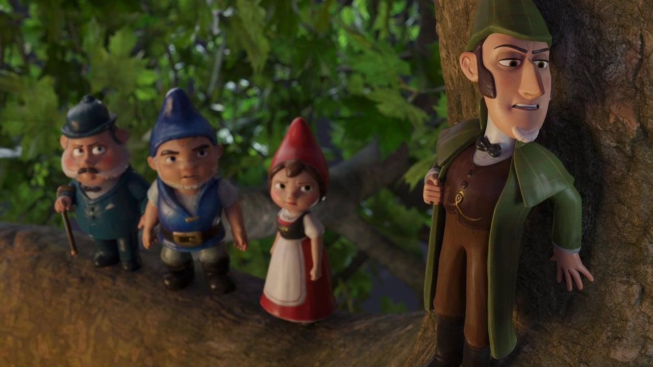 cover-Sherlock Gnomes
